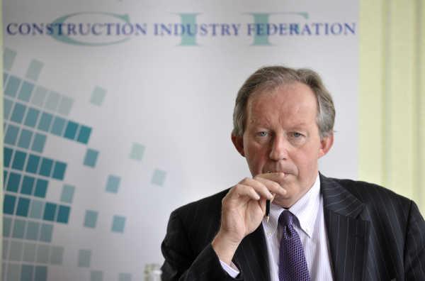 Tom Parlon CIF in Irish Building Magazine