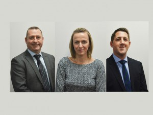 New team members: Lee Kenney (for the Design by QRL and Merriott divisions), Maura McCabe as General Manager for Ireland and Mark Derbyshire (for the panel ranges)